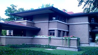 Frank Lloyd Wright - Meyer Mays home3