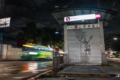 Opciones de transporte Nocturno en el DF