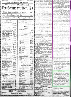 Cars-Deering, Gaz., 10-22-1920