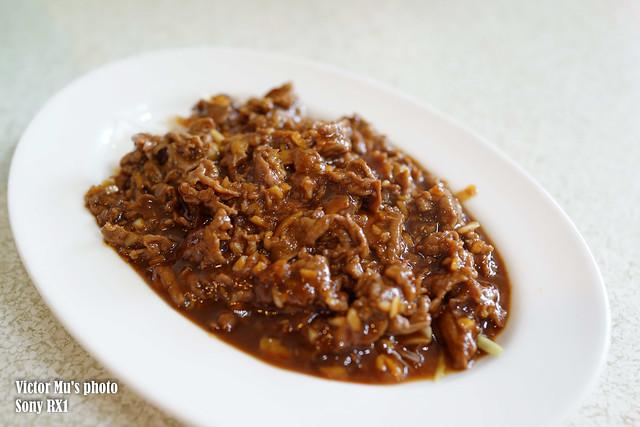 天津衛小米食堂 京醬肉絲