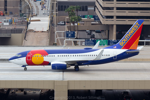 Southwest Airlines Boeing 737...