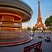 Half merry-go-round by A.G. Photographe