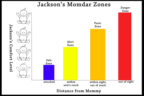 Jackson Momdar Zones Bar Graph