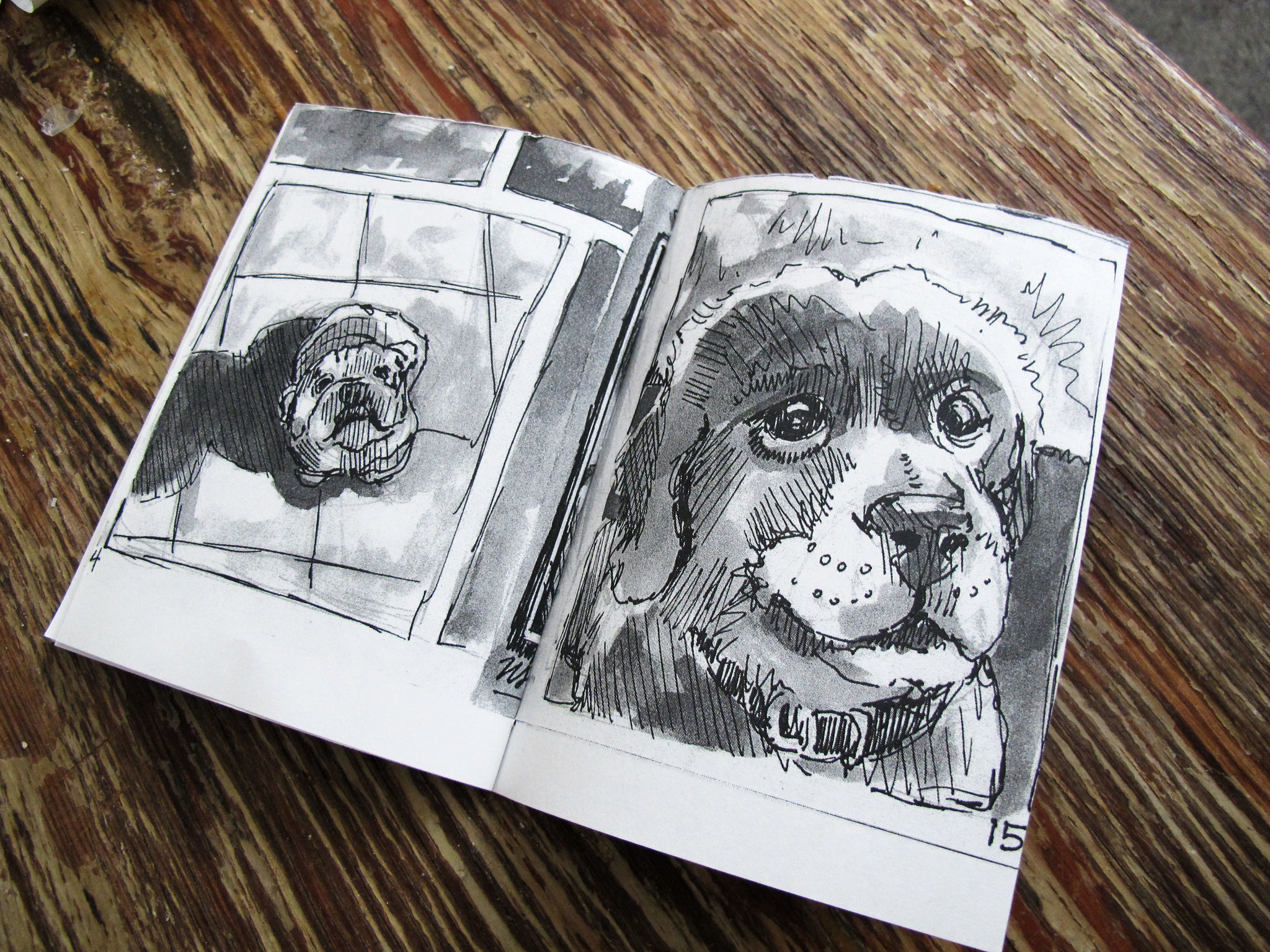 Puppies Zine