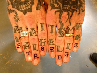 Str8 Edge for life!