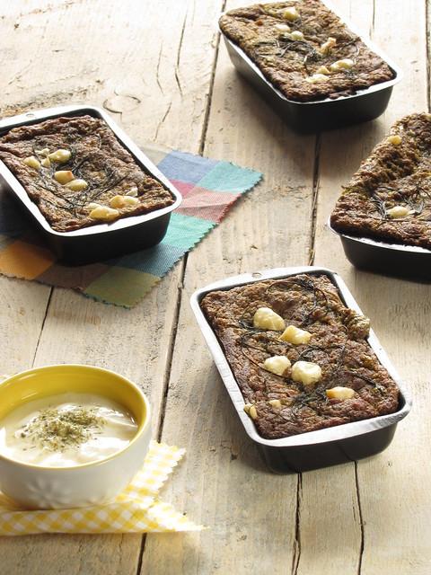 Fudge Salati al Caciocavallo Piccante e Finocchietto
