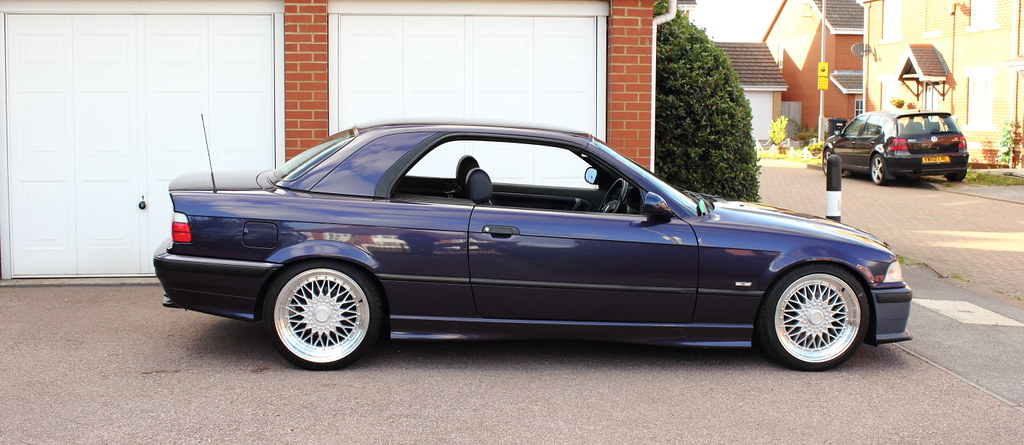 Bmw 328i convertible e36 by cliff judson on flickr