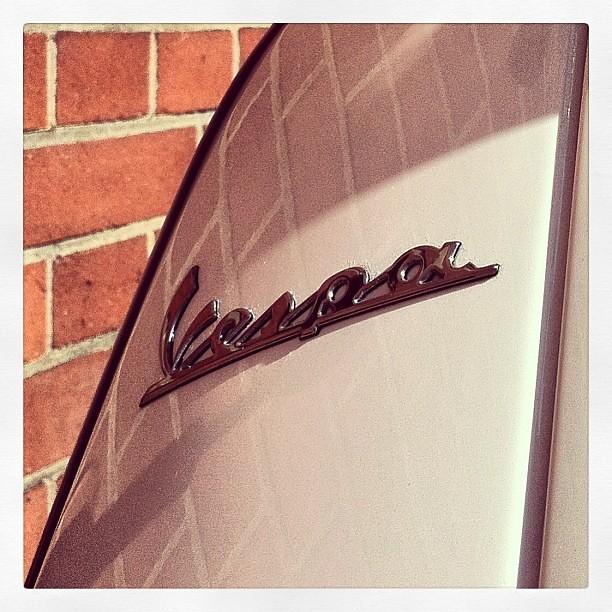 #Piaggio #Vespa LX125 3Vさすがガラスコート!ピカピカ!(*w * )