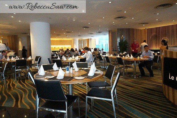 Novotel Century Hong Kong - Hotel Review-040