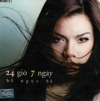 Hồ Ngọc Hà – 24 Giờ 7 Ngày (2004) (MP3) [Album]
