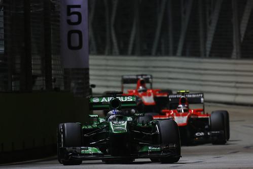 2013 Singapore Grand Prix - Sunday
