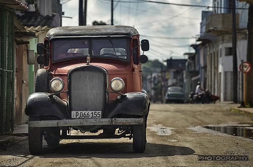 Herencias by Rey Cuba