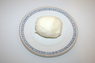 08 - Zutat Mozzarella / Ingredient mozzarella