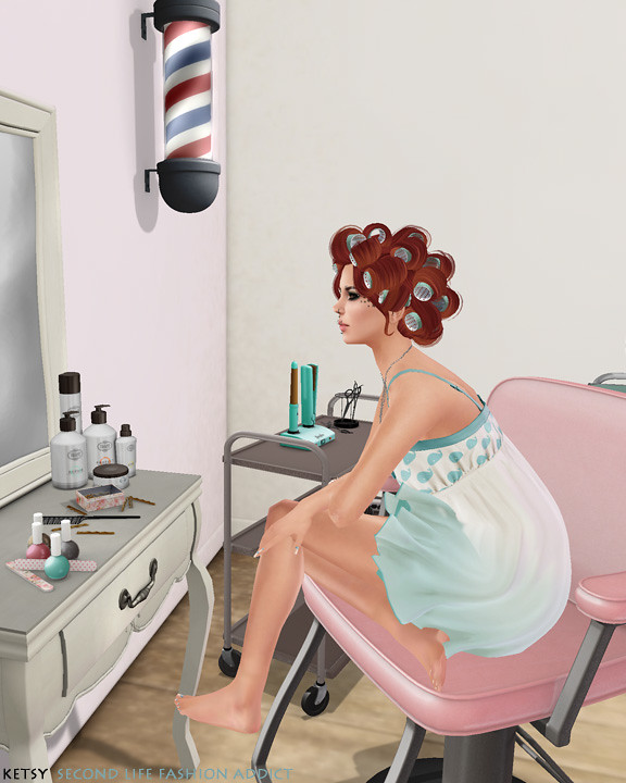 My Blogging Journey - Second Life Fashion Addict, Berry's Meme