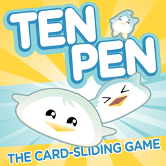 Ten Pen: The Card Sliding Game