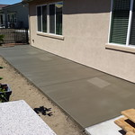 New Patio Finished At Trilogy Home In Rio Vista