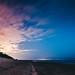Sands of Morning Beach by saminspeer