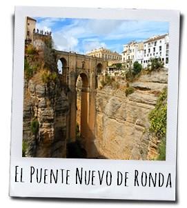 El Puente Nuevo, de meest gefotografeerde bezienswaardigheid van Ronda