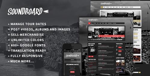Free-Download-Soundboard-Responsive-WordPress-Theme
