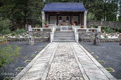 Chinese garden @ Naumkaeg