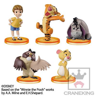 WCF 《迪士尼故事》「小熊維尼」 第三彈 WCF story.03 Winnie The Pooh