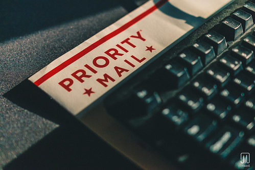 Priority Mail | by Jim Makos