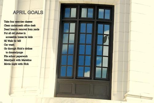 april 2012 goals