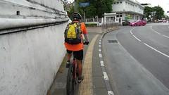 Phra Sumen Fort, Bangkok Bicycle Tour, Banglamphu, Thailand