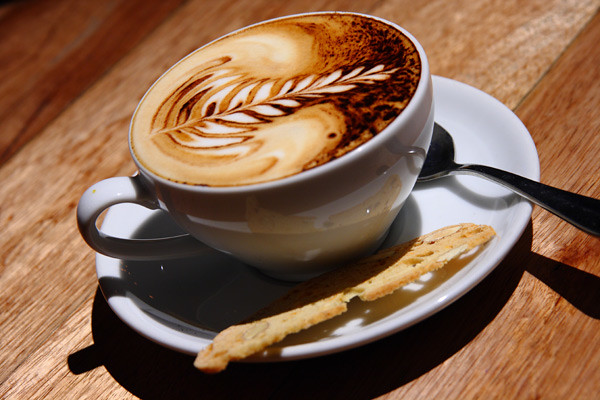 Plan B Cappucino Coffee