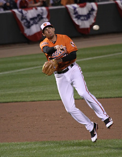 RYAN FLAHERTY, BALTIMORE ORIOLES DEBUT