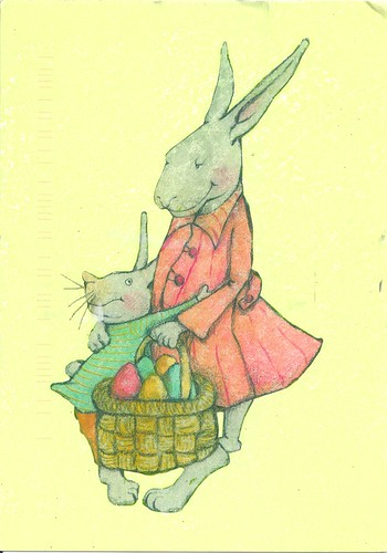 Happy Easter-Marjo Nygard
