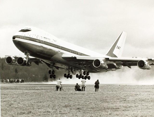 Boeing, 747