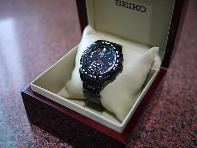 SEIKO Brightz 8B54