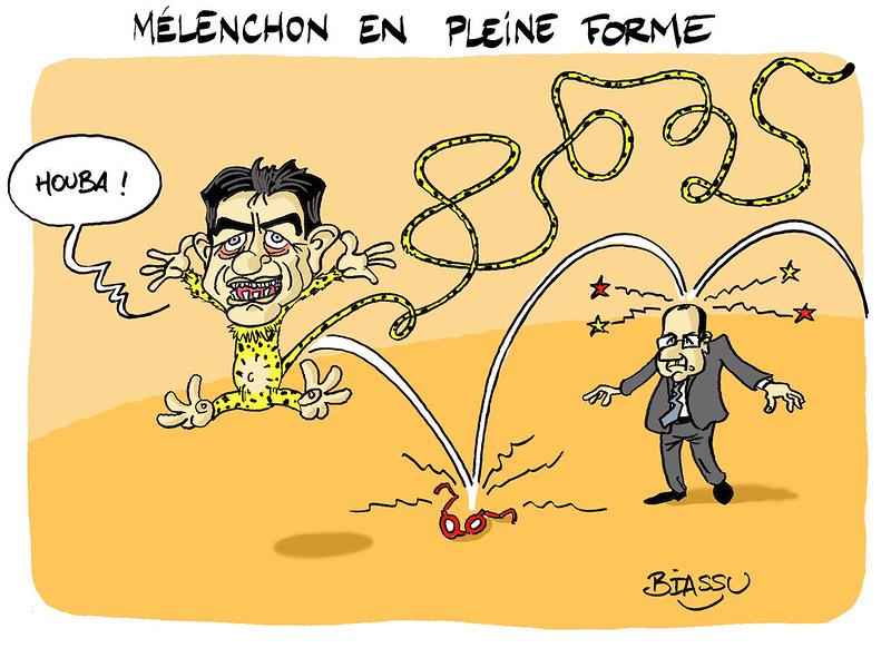 humour+biassu+mélenchon