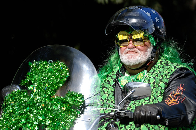2012 St. Patrick's Day in Morristown