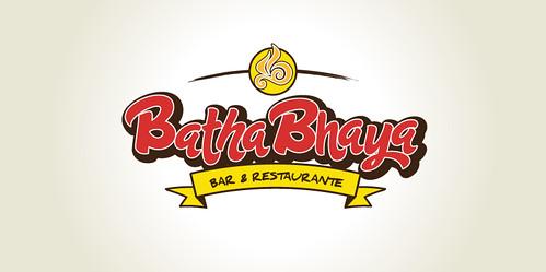 Logomarca Batha Bhaya by chambe.com.br