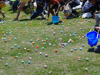 Believers' Egg Dash