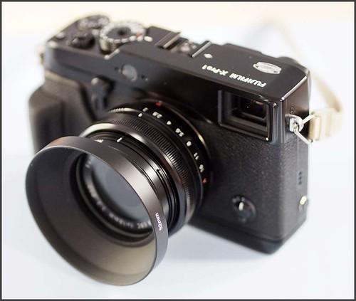 Fuji X-Pro 1 18mm f/2 lens