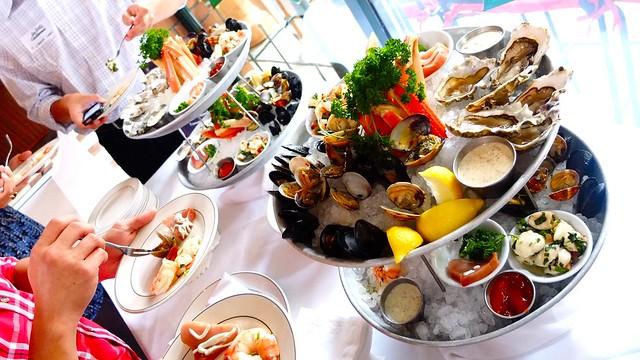 Joe Fortes Seafood & Chop House Tweetup | Vancouver, BC