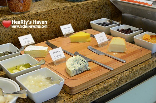 Market Cafe Hyatt Cheese