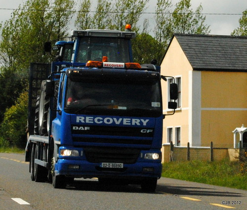 DAF CF Recovery 02-D-86890
