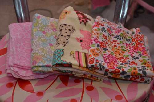 Dolly Diaper Bag - Blankets