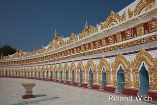 Sagaing -  U Min Thonze Pagoda