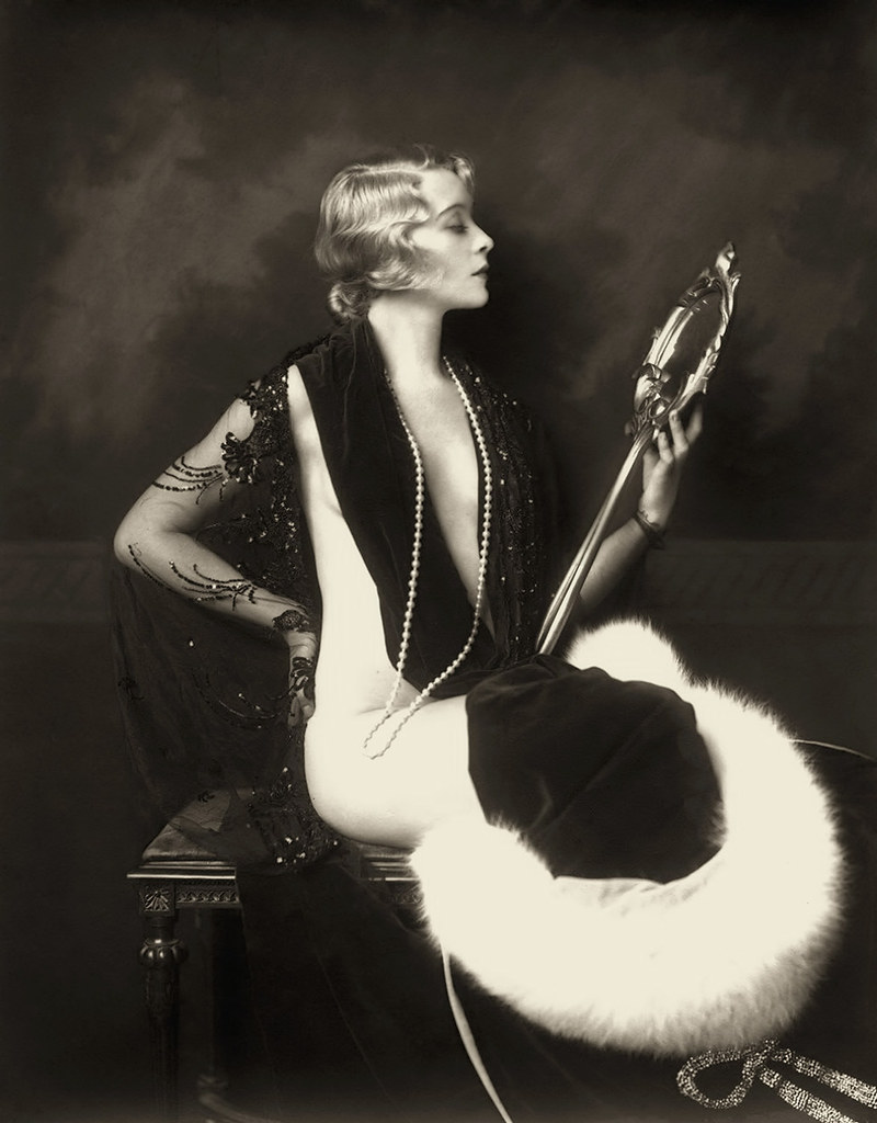 Muriel Finley (aka Murrel Finely) - 1920s - by Alfred Cheney Johnston