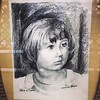 Alice a 2 anni, by Nonna Nena #drawing #portrait