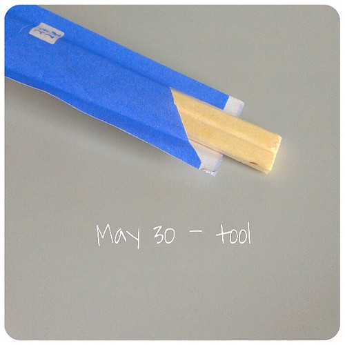 May 30: tool .. #fmsphotoaday