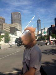 A Horse in the City
