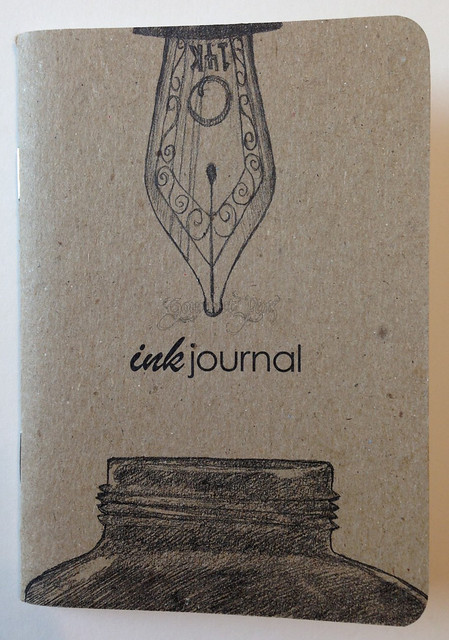 InkJournal Classic Notebook Front