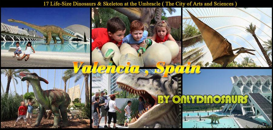 Life Size Animatronic Dinosaur Show