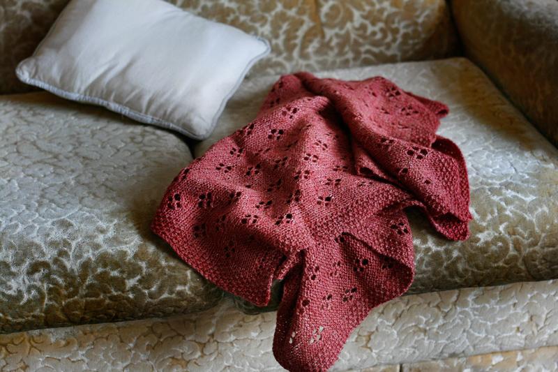 Tulip Blanket